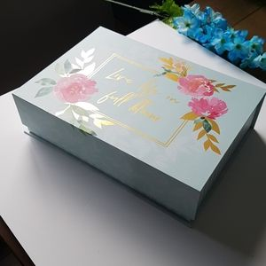 Designed Box Live Your Life In Full...